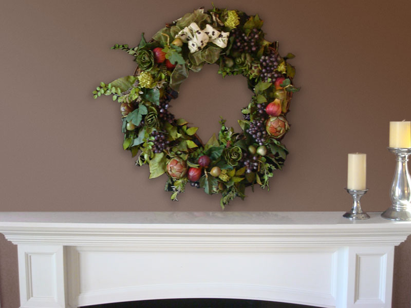 Beneath the Wreath :: Custom Designed Wreaths